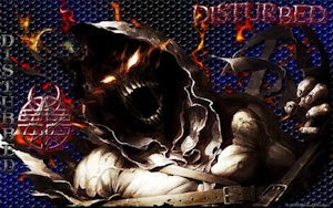 Disturbed Heavy Metal Wallpaper
