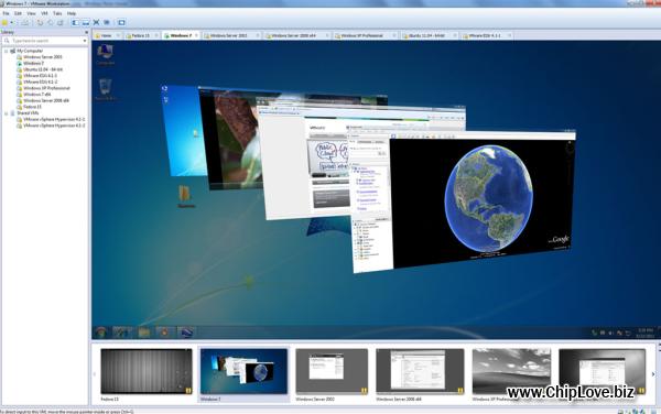 VMware Workstation 8.0.1 Build 528992 Full - Phần mềm tạo máy ảo hàng đầu thế giới - Image 2