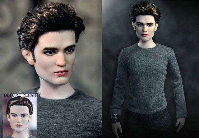 сумерки – кукла эдварда каллена (роберт паттинсон) (2) – ноэль круз