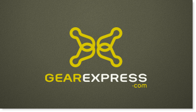 climbing and outdoor gear retailer logo design