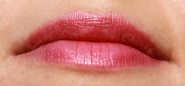 Свотчи YSL Rouge Pur Couture 09 Rose Stiletto
