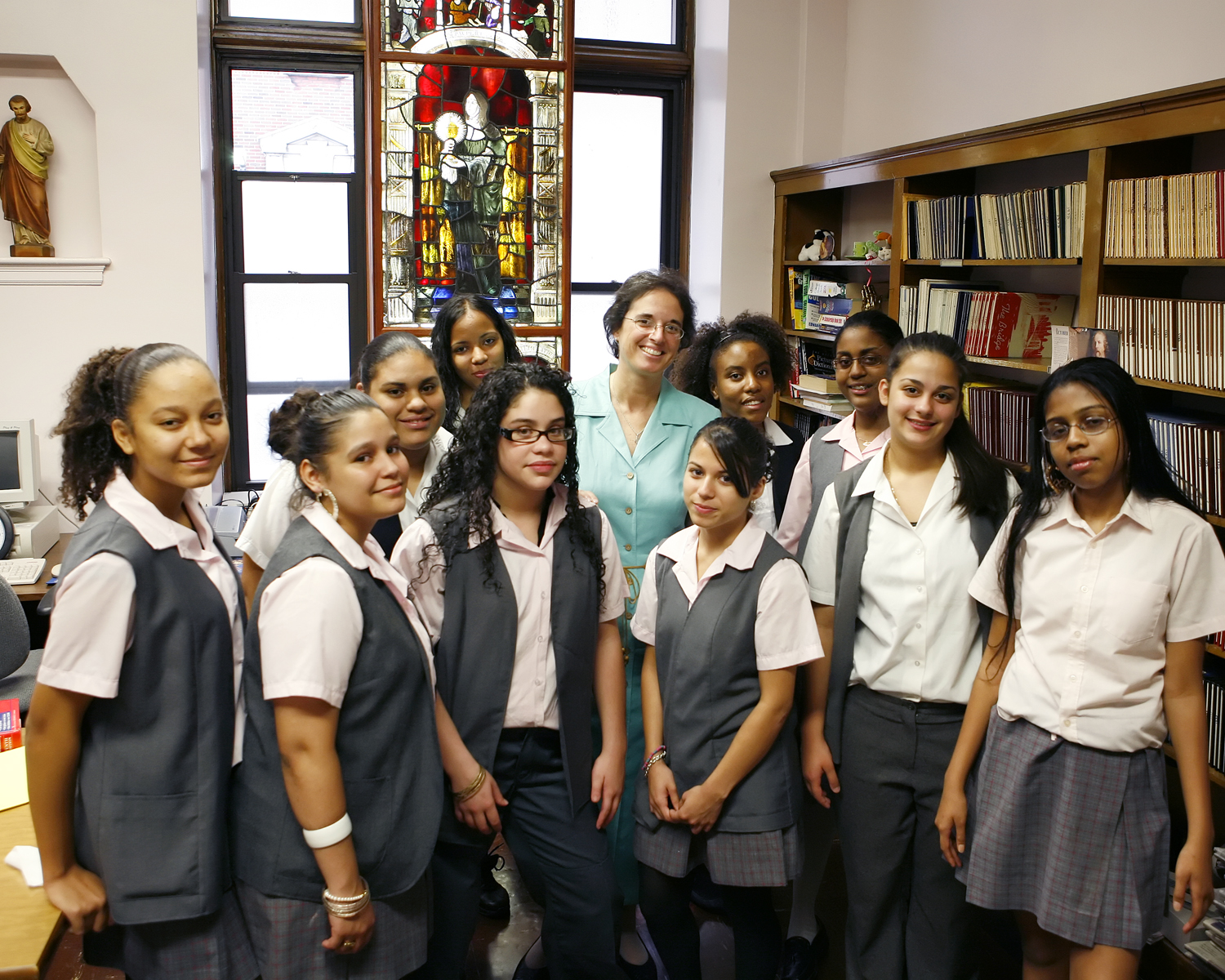 saint jo single catholic girls St joseph's catholic school does not discriminate on the basis of sex, race, color, national or ethnic origin in the administration of its educational policies, admissions procedures, financial aid/scholarship awards, and/or.