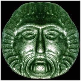 В валлийских Триадах Бран, сын морского божества и первопредка валийских народов (ср. Фаро, Фороней).jpg