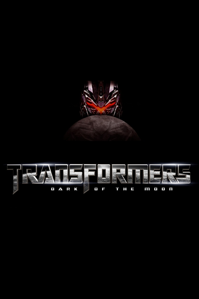 Transformers Dark of the Moon Poster Wallpaper For iPhone4