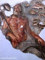 Θεός Ωκεανός,μυθολογία,πατέρας της θαλάσσης,ατέρμωνος ποταμός.