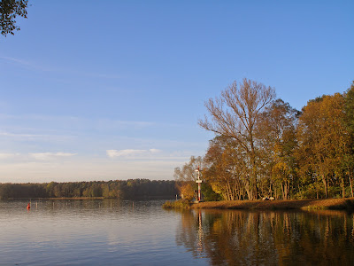 Seddinsee, Oktober 2014