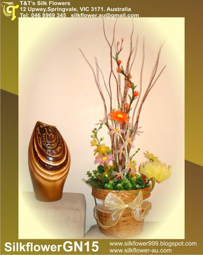 Silk Flowers Springvale Flowers Healthy