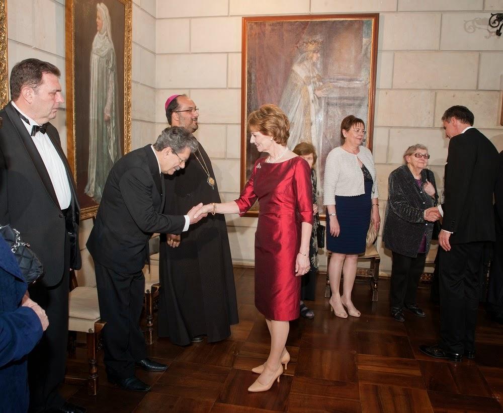 Dineu regal cu ocazia centenarului nașterii lui Corneliu Coposu