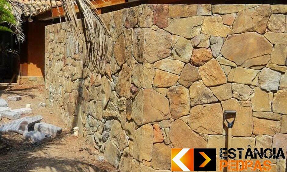 Revestimento de Pedra Moledo