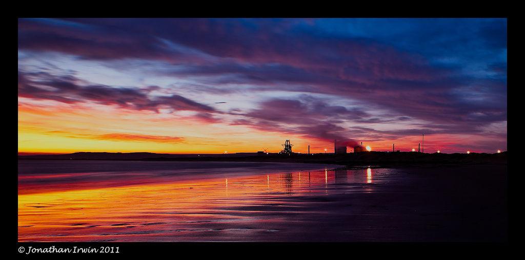 Jonathan Irwin Photography: Redcar