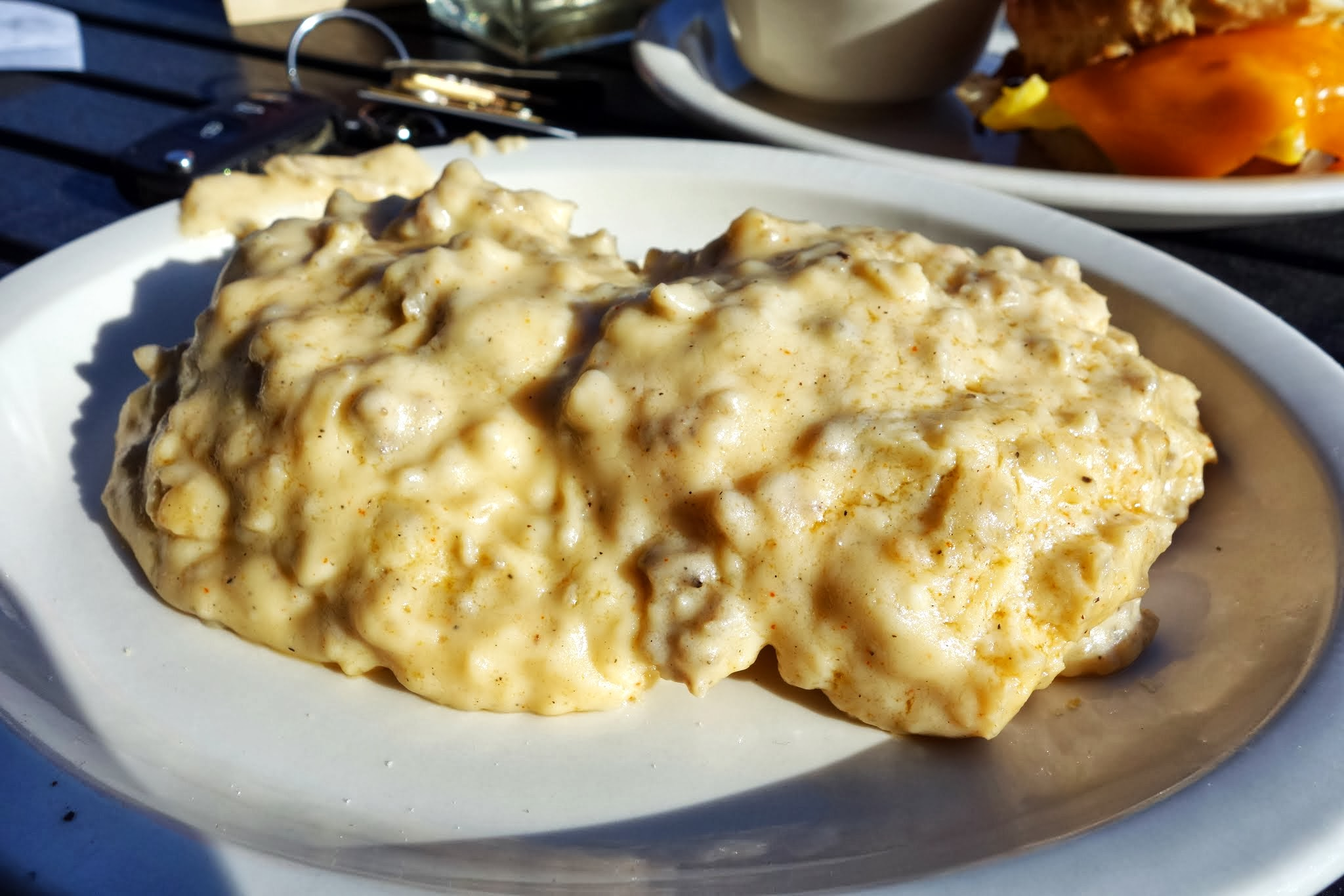 Maple Street Biscuits and Gravy