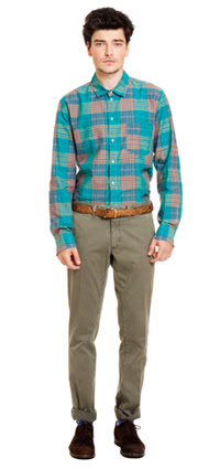 Fall 2011 - The Real Madras Shirt