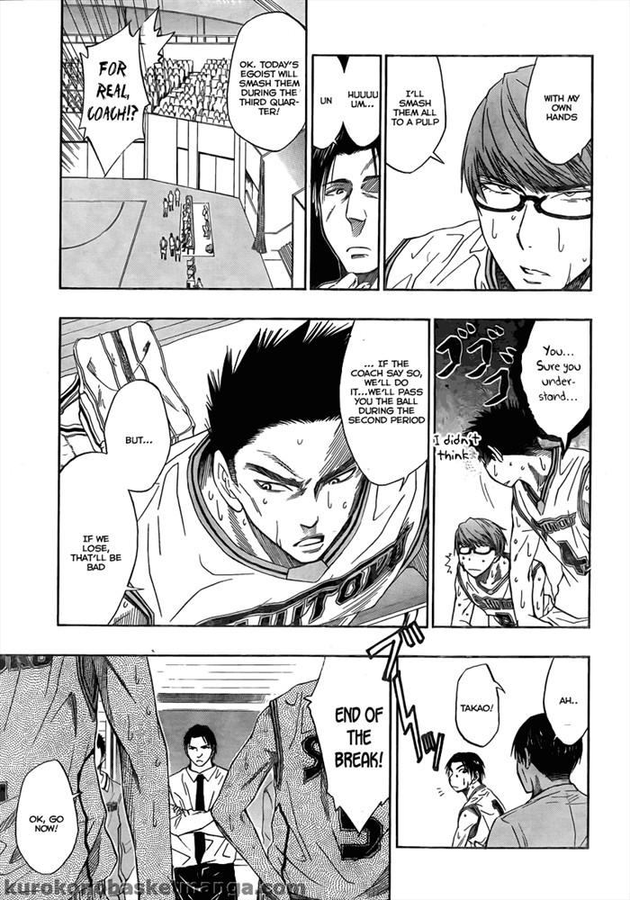 Kuruko no Basket Chapter 29 - Image 05