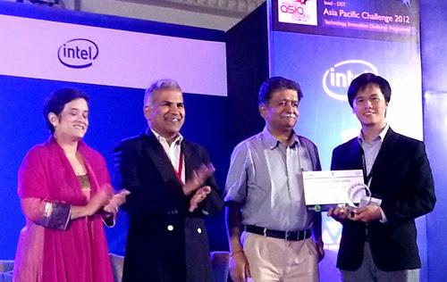 DeltaViet Intel DST Challenge 2012