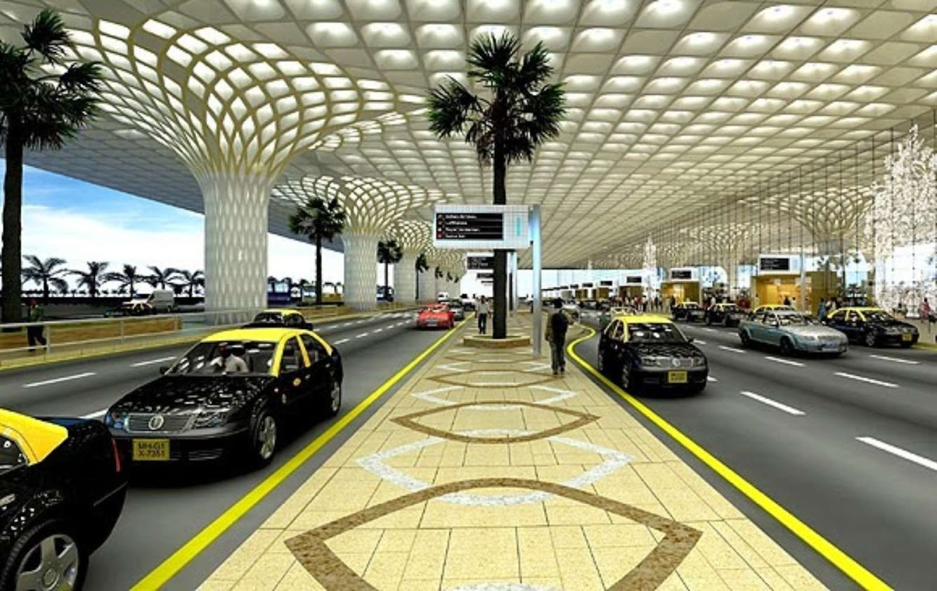 Open the Chhatrapati Shivaji International Airport by Som