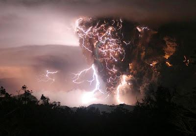 Chaiten Volcano - Chana, Chile (May 2008)