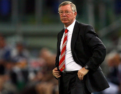 Sir Alex Ferguson was suspended five match by the FA