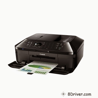 Download Canon PIXMA MX924 Printers Driver & deploy printer