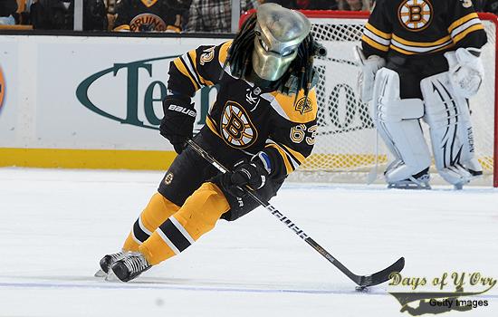 Brad Marchand Predator