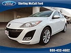 2010 MAZDA MAZDA3 4dr Sdn Auto s Sport MANUAL TRANS FOG LIGHTS SUNROOF BLUETOOTH