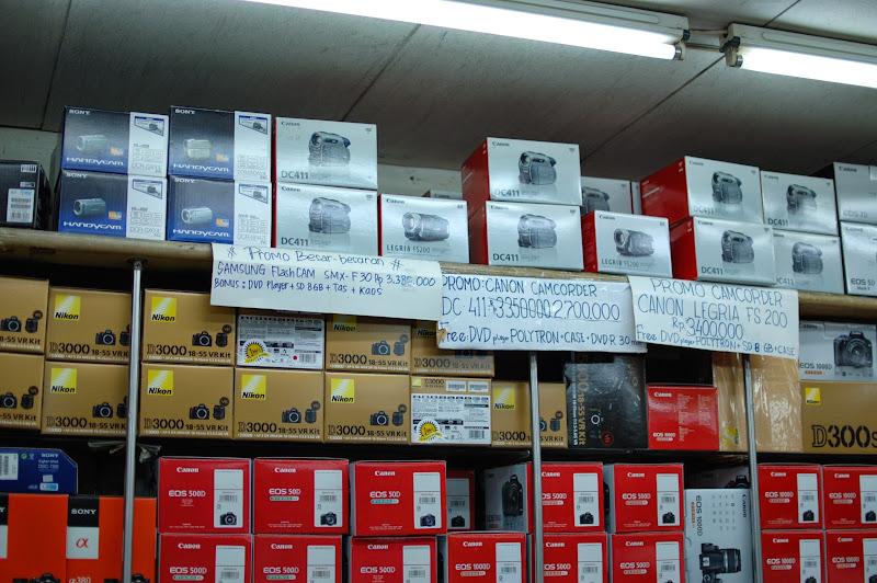 Toko Kamera Pasar Baru