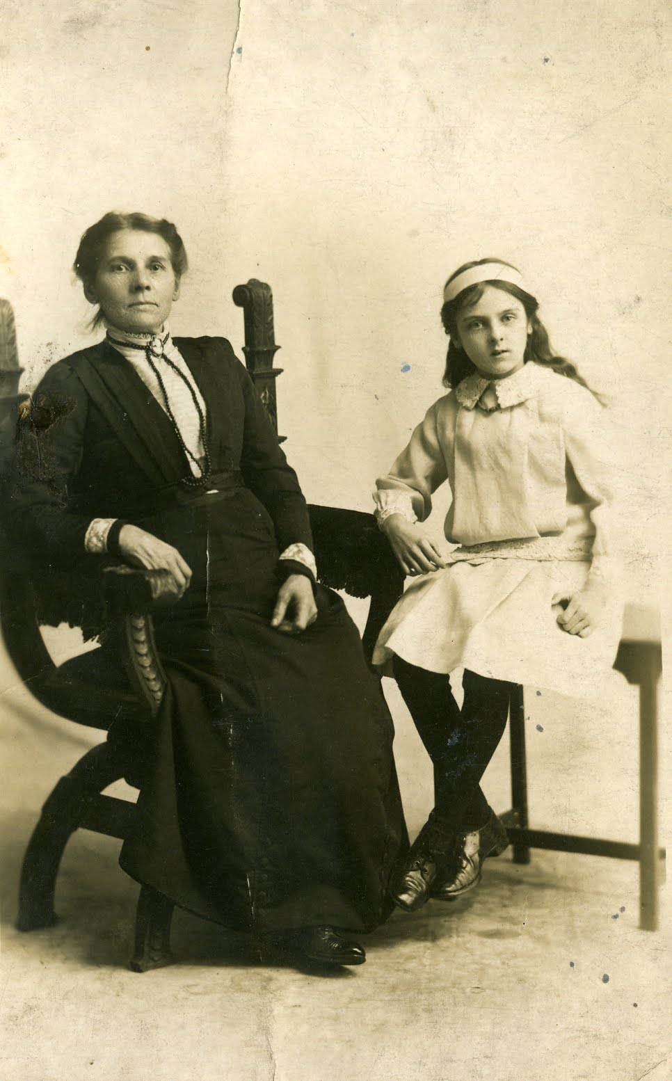 Family History Fun: Fearless Females 2: Great Grandmother ...