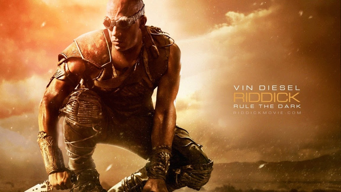 Movie Catch-up: Riddick (2013) | Everything Express