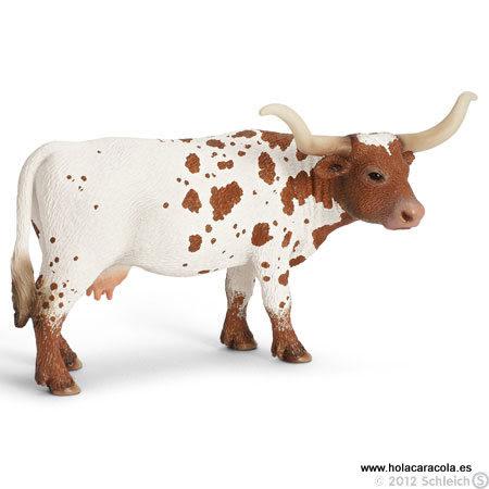 Schleich® 13685 Vaca Tejana, Longhorn
