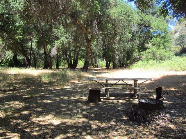 Mono Campground