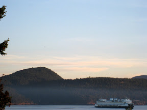 Ferry from Anacortes to Sidney BC