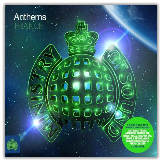 1 VA Ministry Of Sound Anthems Trance (2013)