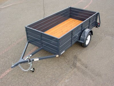 Magnum Series Utility Trailers For Sale In Oregon Washington