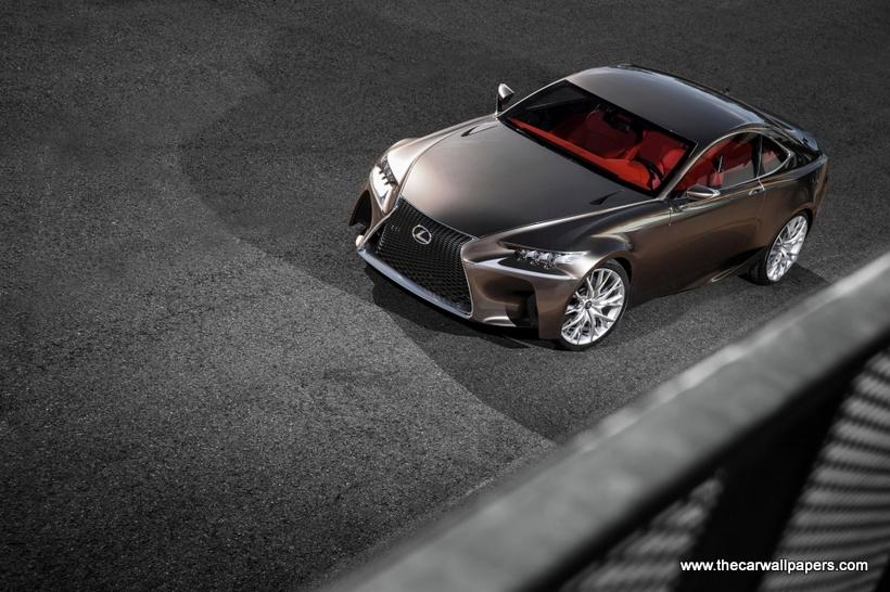 Lexus LF-CC 2014