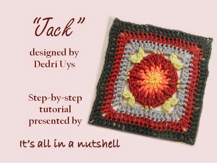 granny square crochet jack