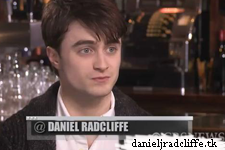 Daniel Radcliffe on CBS Morning Show