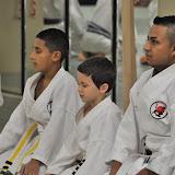 2011 - Karate Belt Test