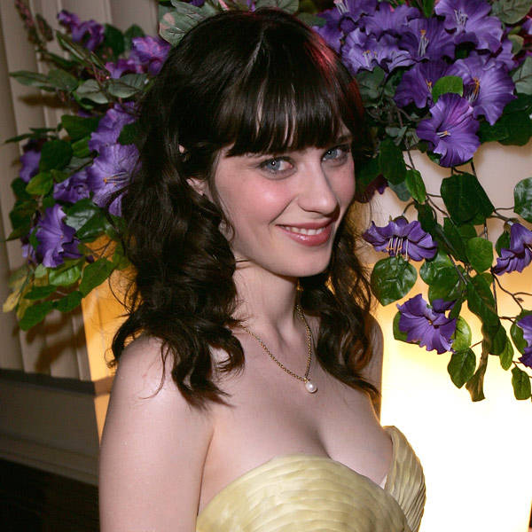 Zooey Deschanel: Named after a character in JD Salinger's novel, Zooey Deschanel is quite eccentric and quirk. Nominated for her first Emmy in 2012, she is a singer whose album She & Him won her first Grammy. Check her out in Yes Man and The Hitchhiker's Guide to Galaxy.