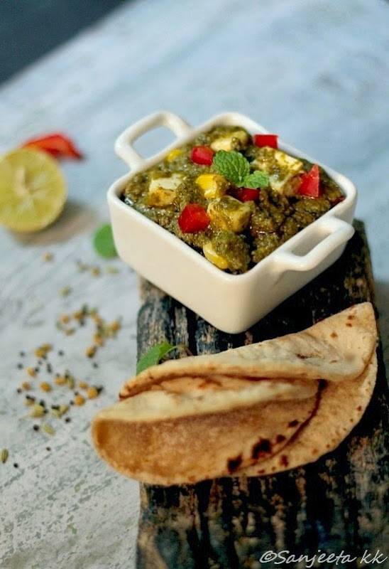 Recipes | Yogurt and Two Indian Curries -