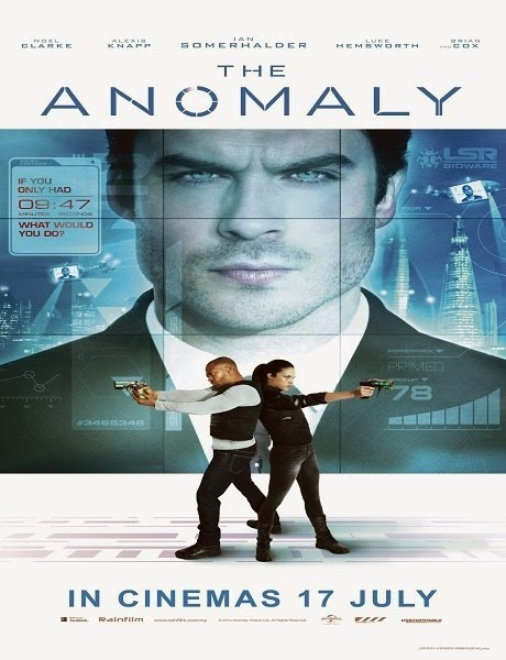 Poster Of English Movie The Anomaly (2014) Free Download Full New Hollywood Movie Watch Online At Alldownloads4u.Com
