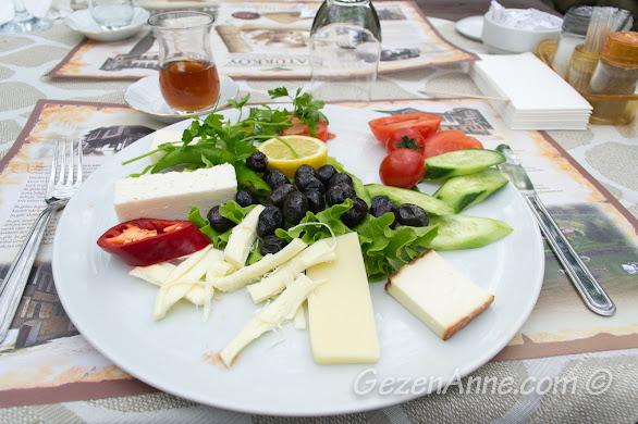 isli, tel, yöresel, beyaz peynir, kaşar, zeytin, söğüş tabağı, Natürköy