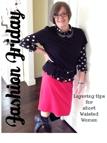 Fashion Friday layering tips