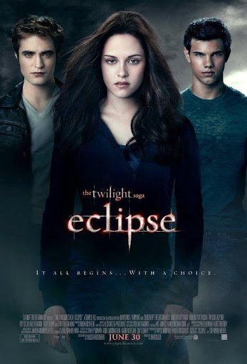 La saga Crepusculo Eclipse ONLINE