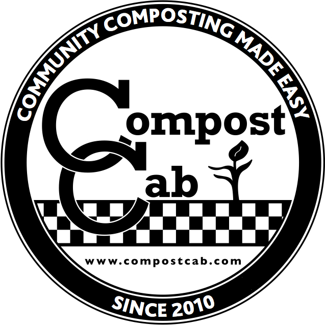 logo for Compost Cab
