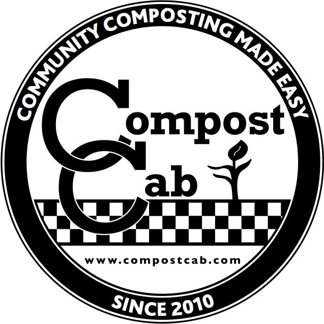 logo for Compost Cab