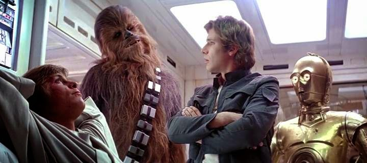 Free Download Single Resumable Direct Download Links For Hollywood Movie Star Wars: Episode V - The Empire Strikes Back (1980) In Dual Audio