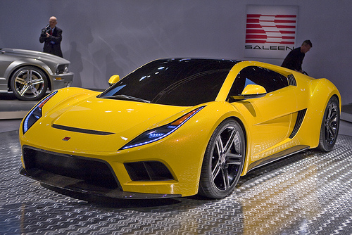 2011 - 2012: Saleen S5S Raptor Price | Speecification and Features ...