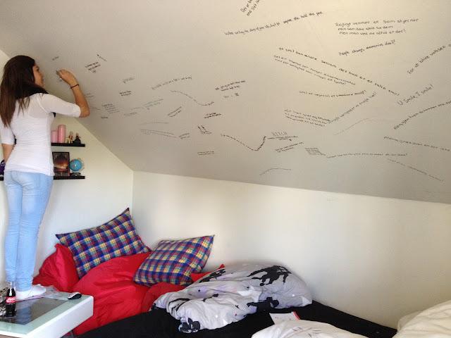 teenager-life: Udsmykning på værelset