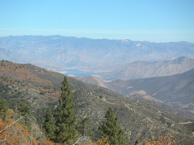 Spooktacular Century • View from Breckenridge Road