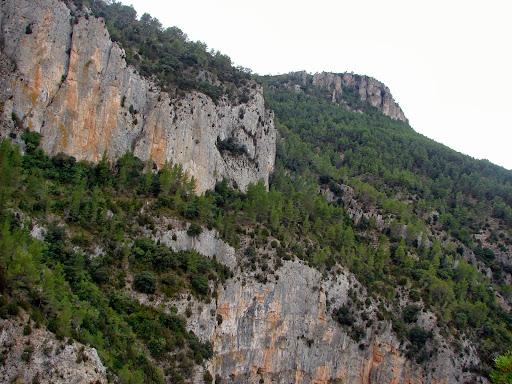 Senderismo: Montanejos - SL-CV 105 - Senda de la Bojera