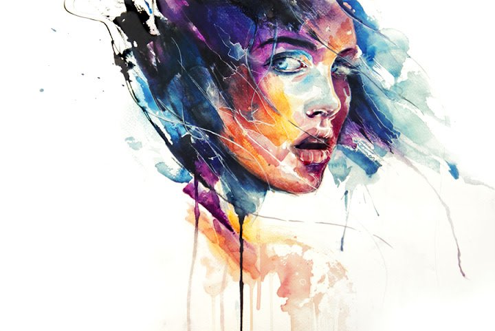 Sheets Of Colored Glass Agnes Cecile